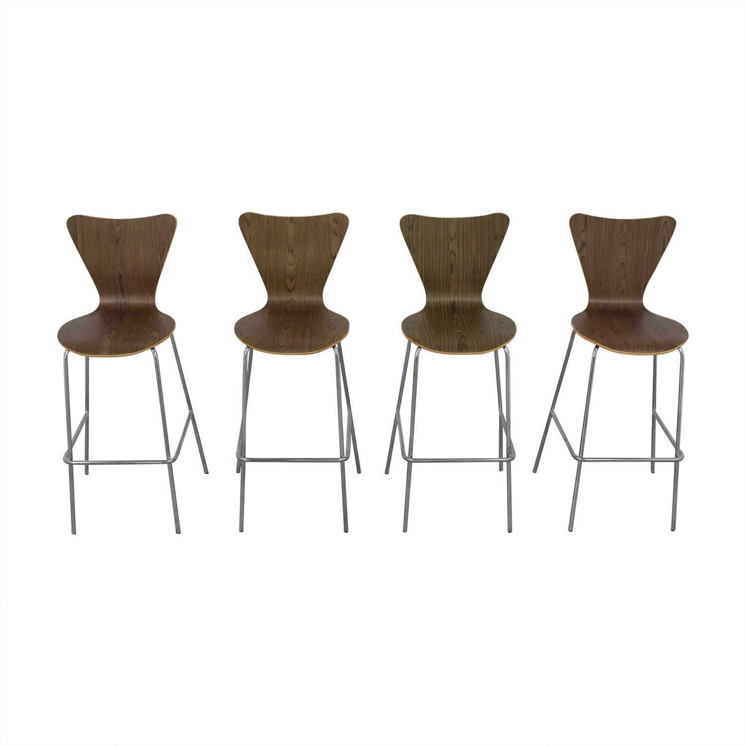 Modway Furniture Arne Jacobsen Bar Stools / Chairs