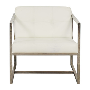 Modway Modway Hover White Lounge Chair Chairs