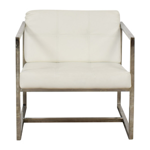 Modway Modway Hover White Lounge Chair