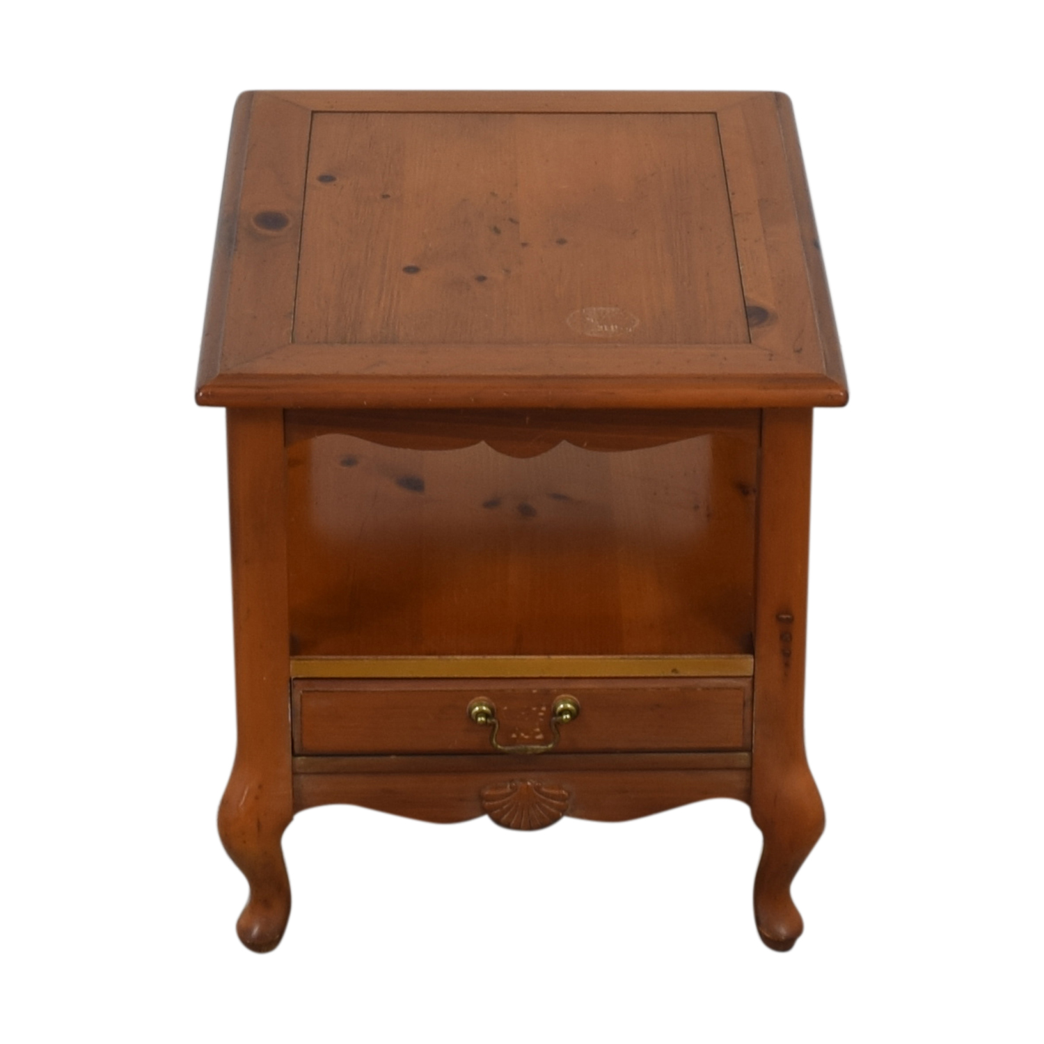 Ethan Allen Ethan Allen Single Drawer End Table price