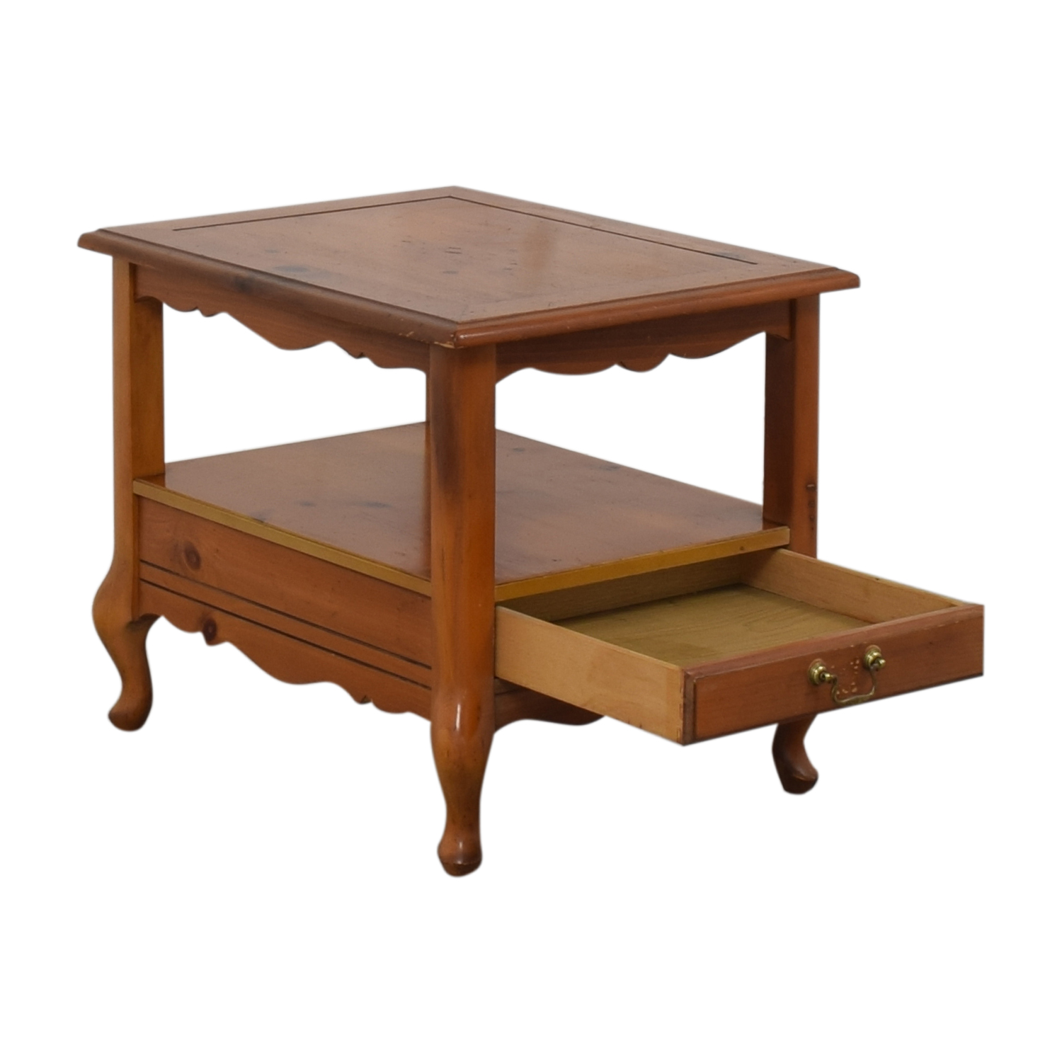 Ethan Allen Ethan Allen Single Drawer End Table nyc