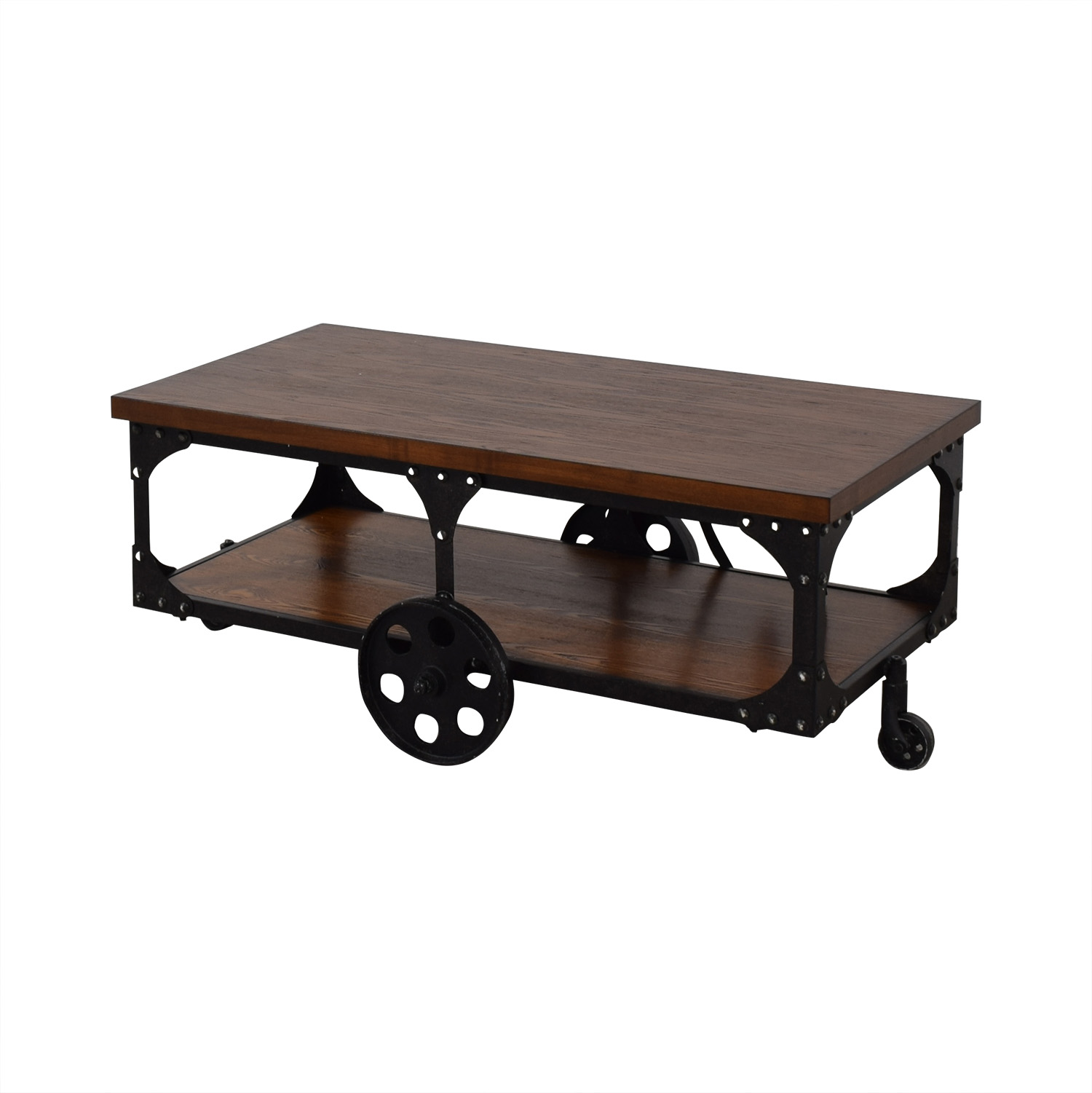 shop Coaster Fine Furniture Coaster Fine Furniture Coffee Table with Casters online