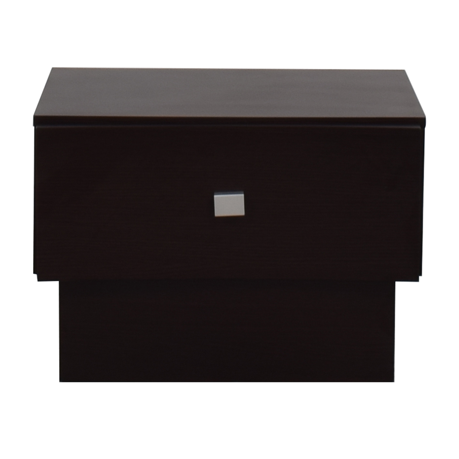 J&M Furniture J&M Furniture Modern Low Profile Nightstand on sale