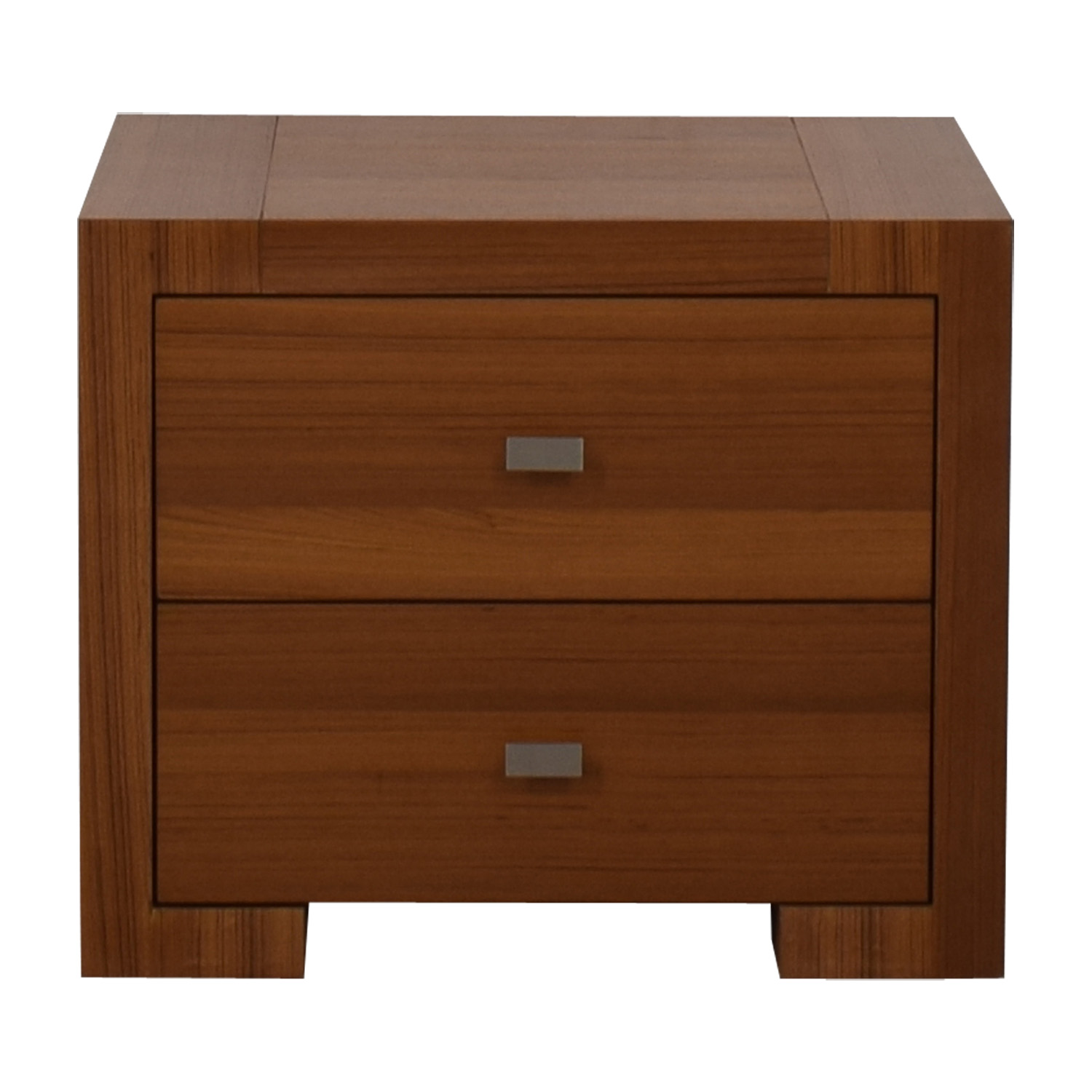 Beverly Hills Alpha Two-Drawer End Table Beverly Hills