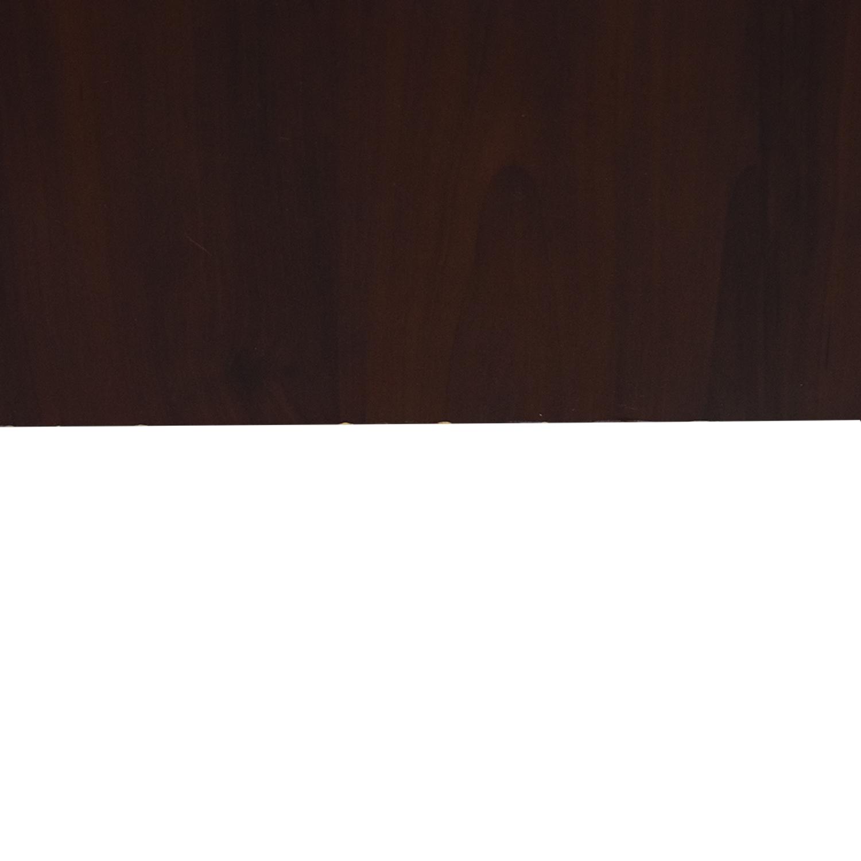 shop Dark Brown File Cabinet  Filing & Bins