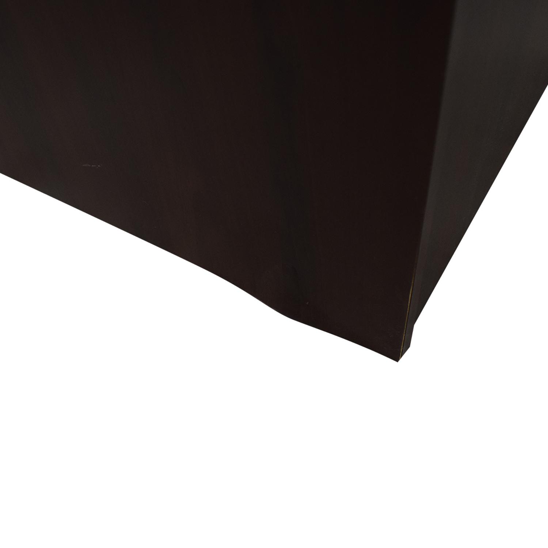 Dark Brown File Cabinet dimensions