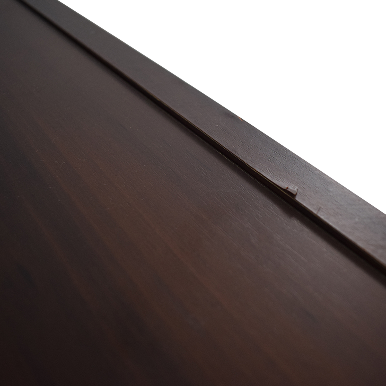 Dark Brown File Cabinet price