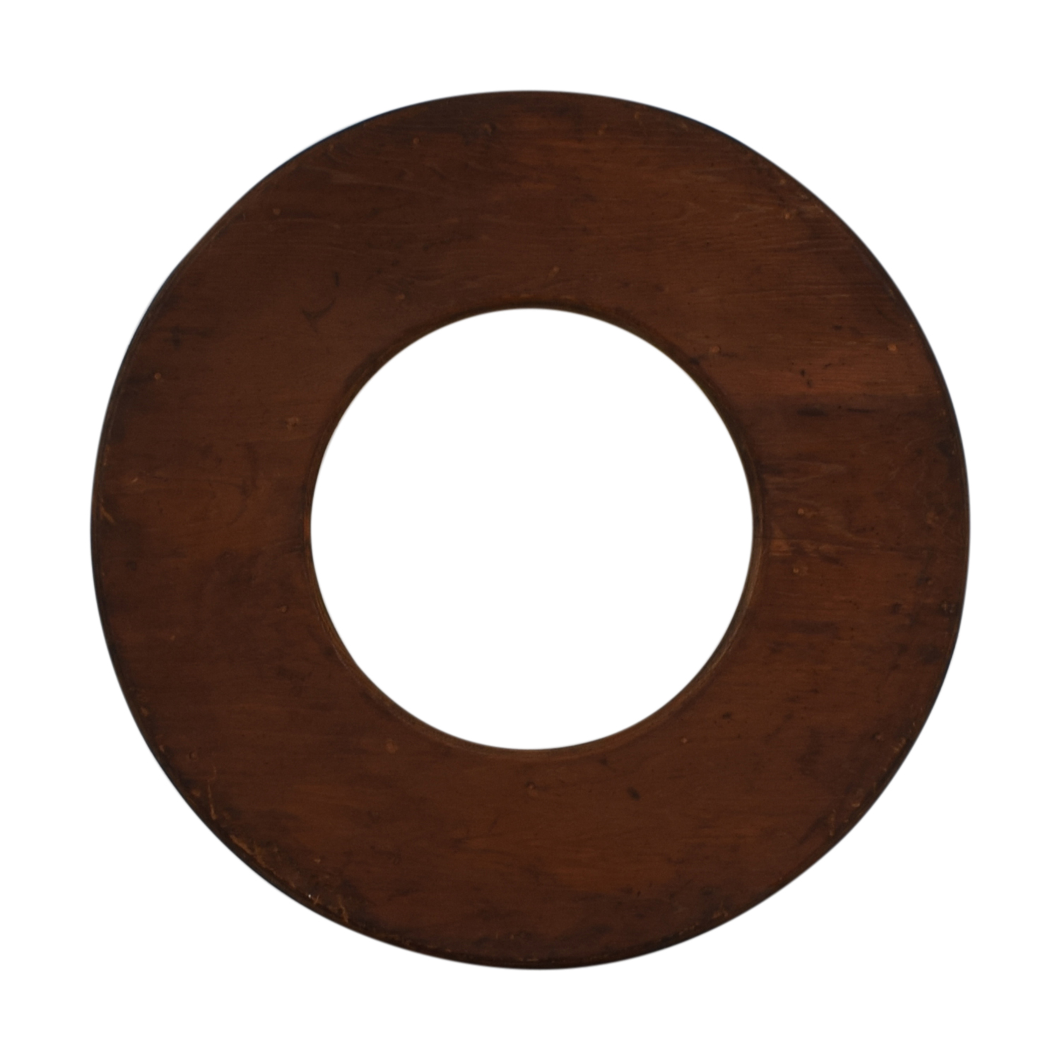 Wooden Circle Wall Hanging Decorative Accents