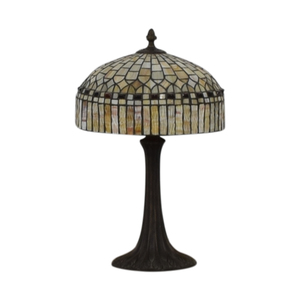 Tiffany-Style Desk Lamp nj