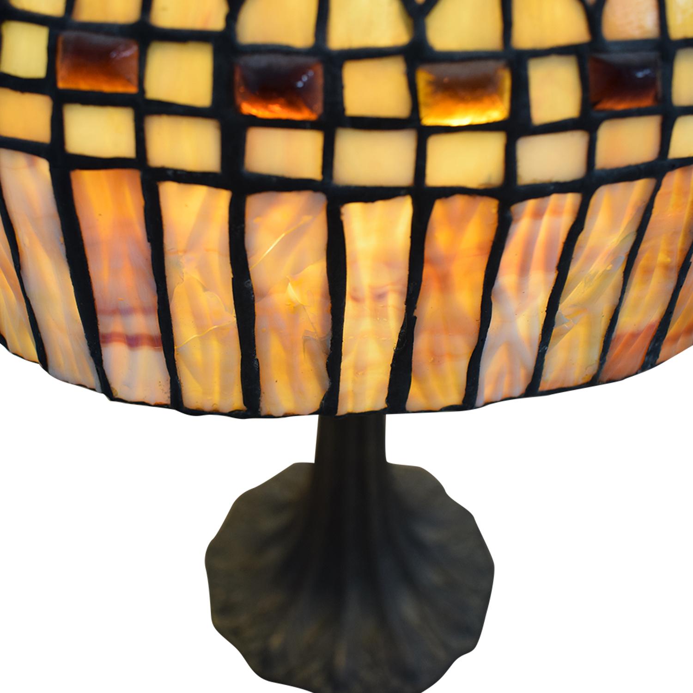 Tiffany-Style Desk Lamp nyc