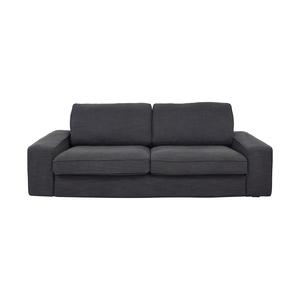 IKEA Kivik Blue Two-Cushion Sofa IKEA