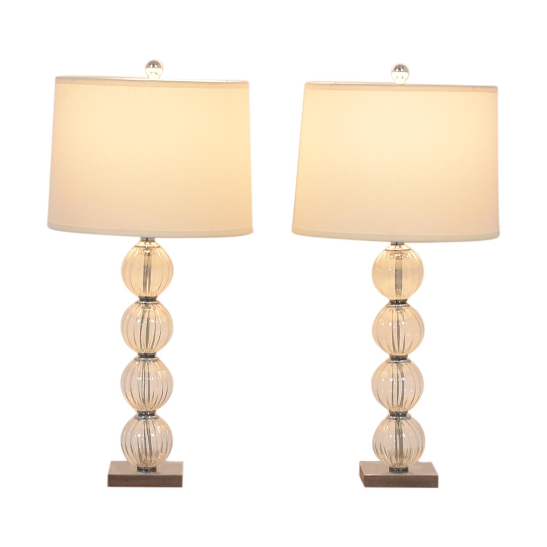 Wayfair Wayfair Crystal Table Lamps second hand