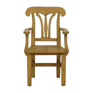 buy Robert Michael Furnishings Robert Michael Furnishings Rustic Accent Chair online