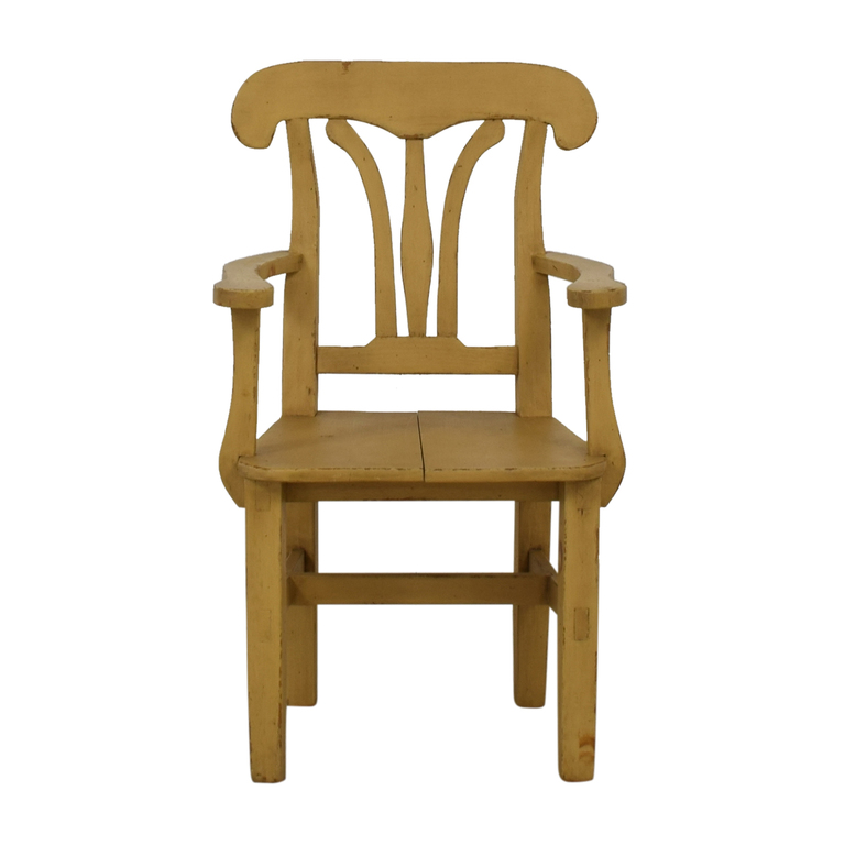 buy Robert Michael Furnishings Rustic Accent Chair Robert Michael Furnishings