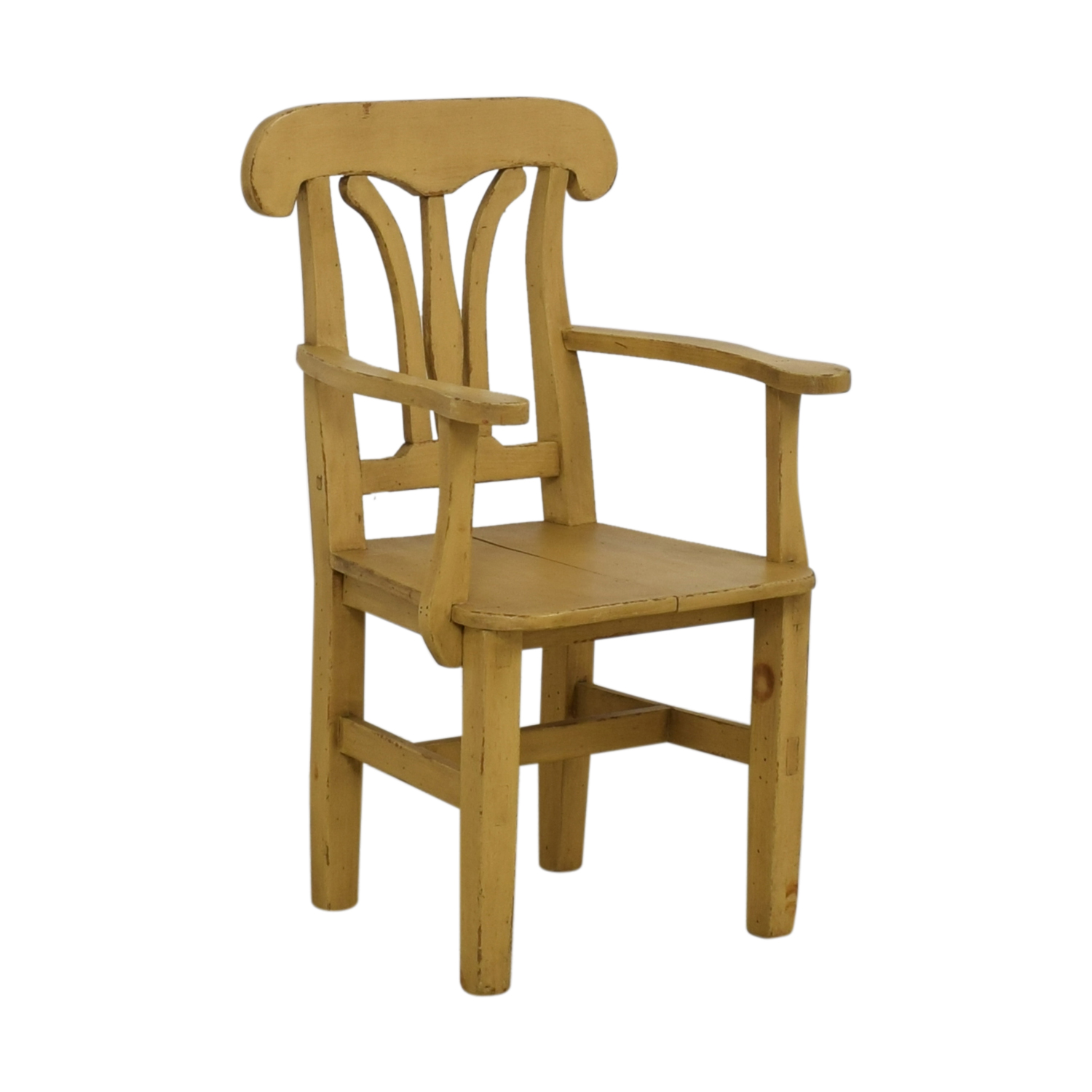 Robert Michael Furnishings Robert Michael Furnishings Rustic Accent Chair Accent Chairs