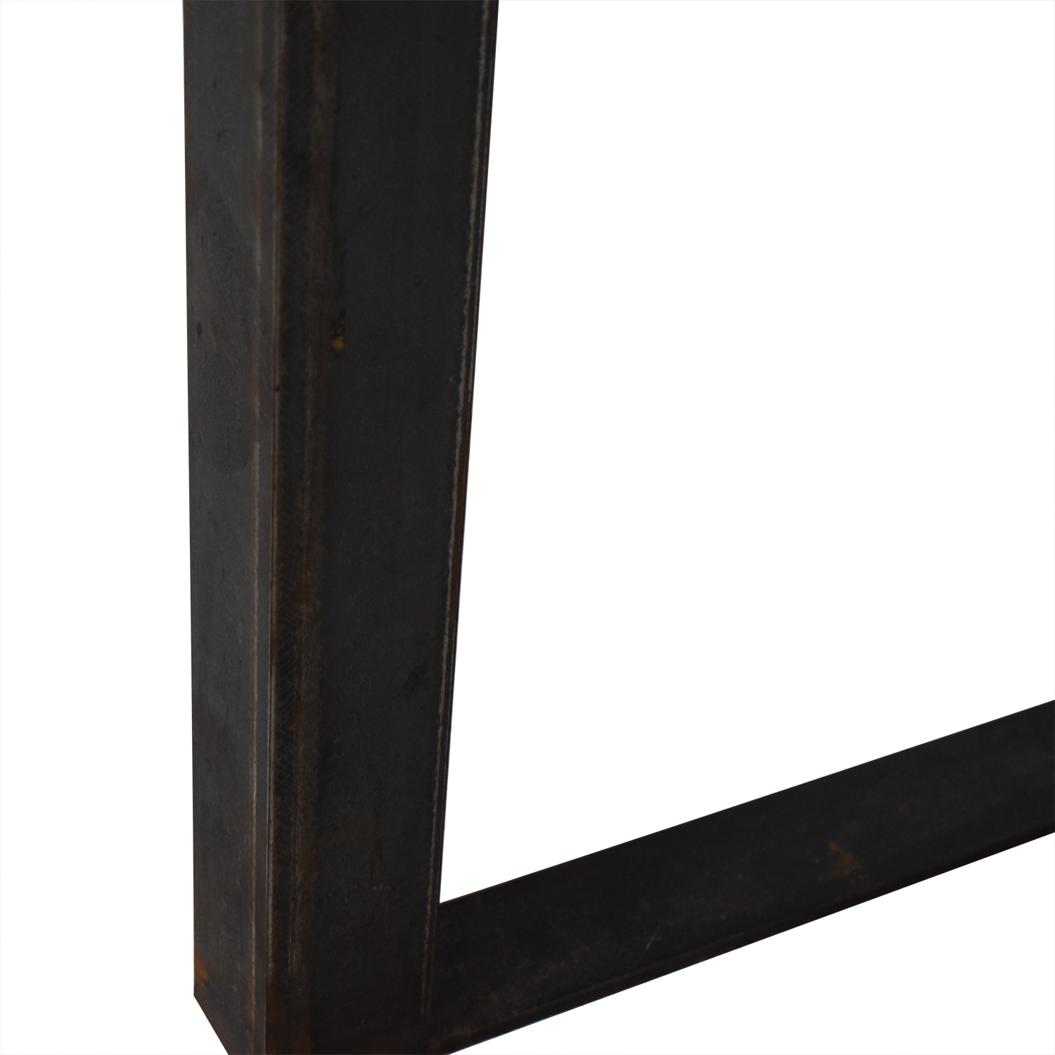 buy Pascal Benichou Industrial Rustic Wood Dining Table  Tables