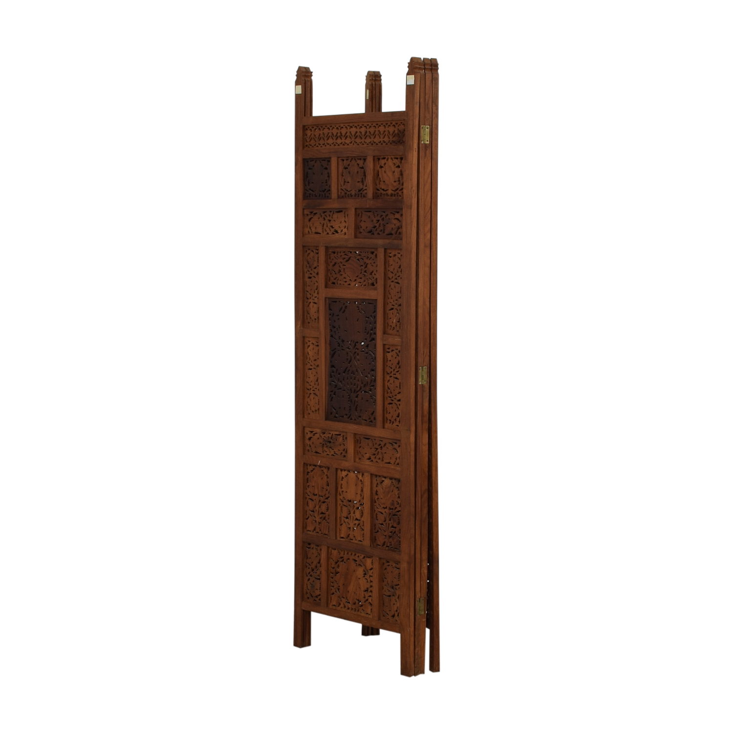 buy Antique Carved Wood  Screen