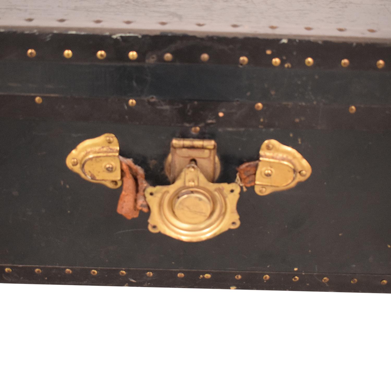 Vintage Wide Trunk for sale