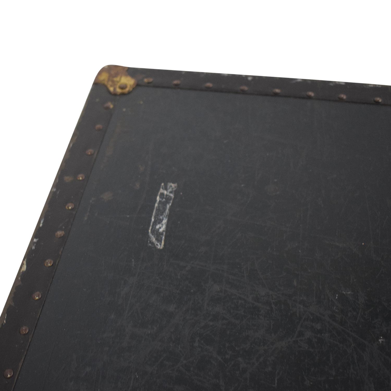 Vintage Wide Trunk black