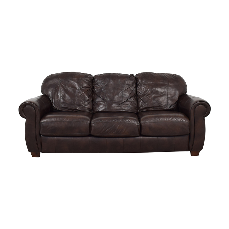 Lane Lane Leather Master Sofa price