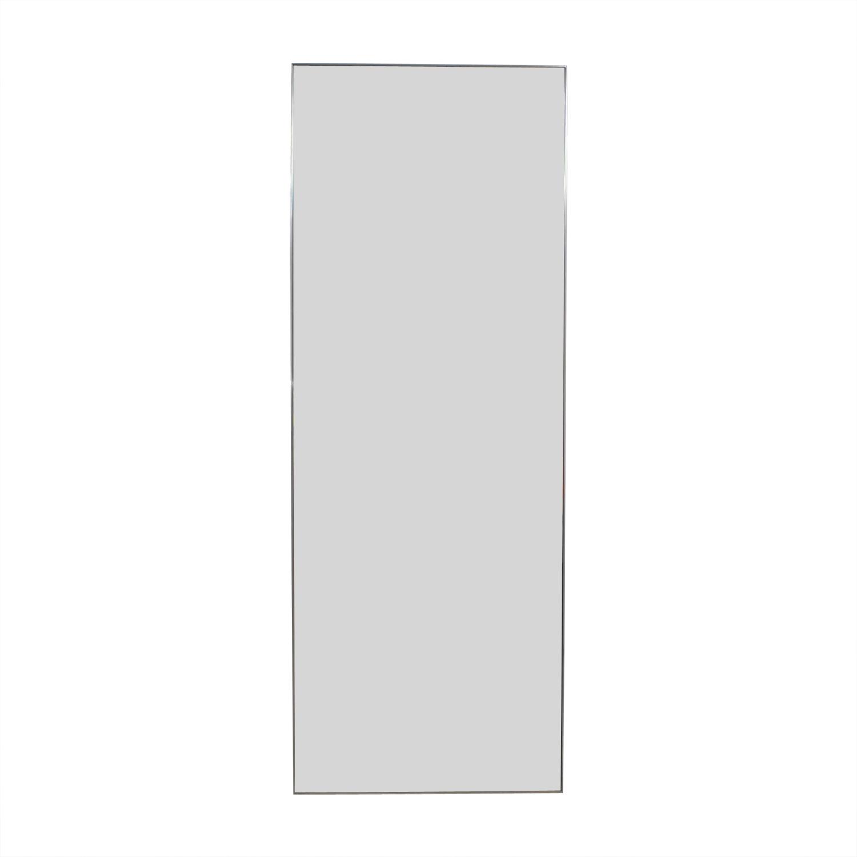 46 Off Z Gallerie Z Gallerie Leaning Floor Mirror Decor