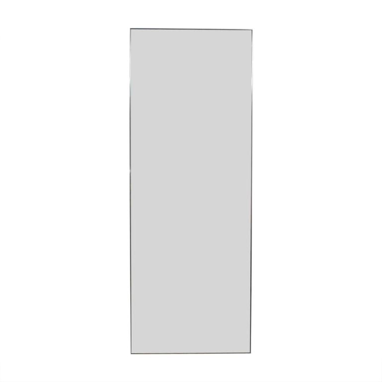 Z Gallerie Leaning Floor Mirror sale