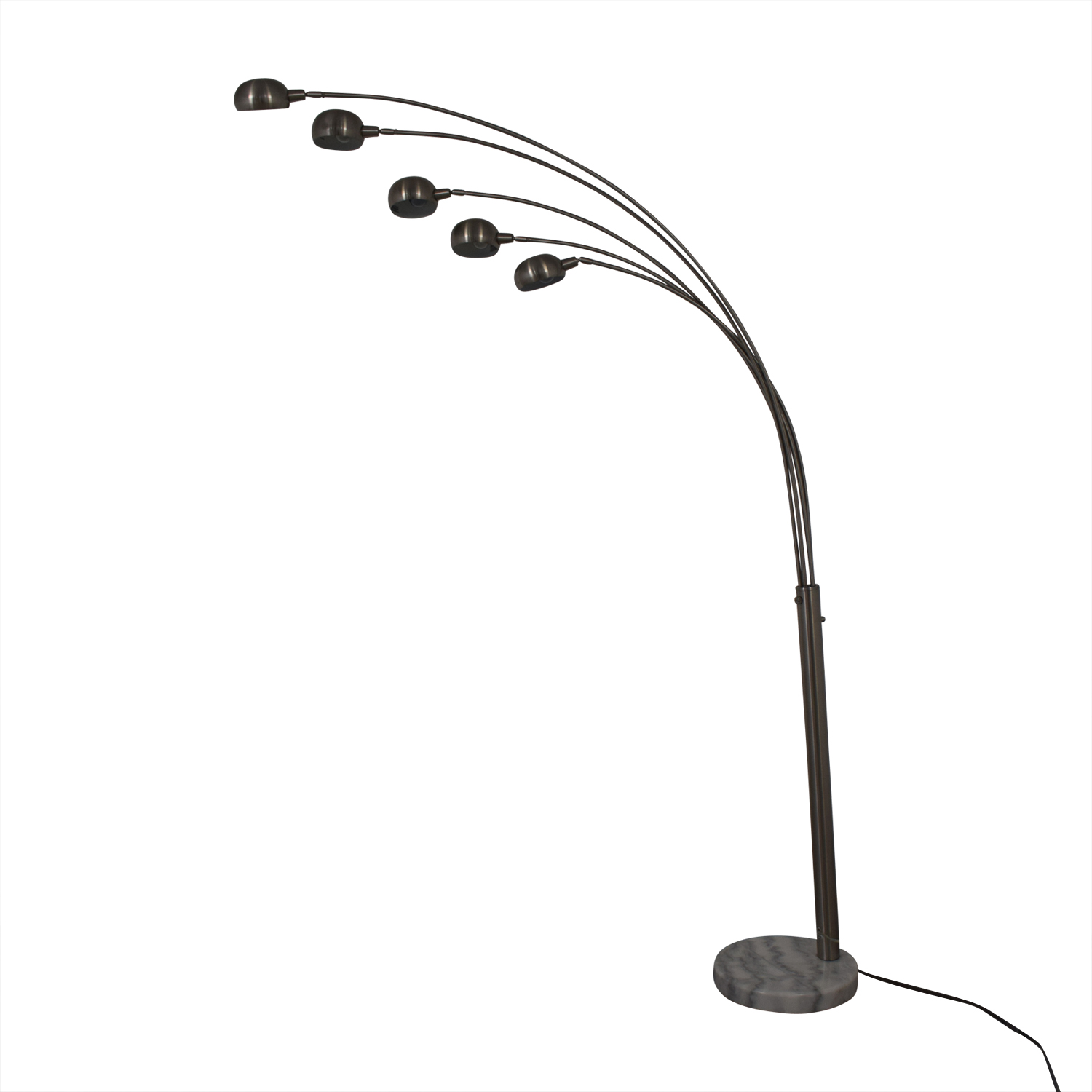 Five-Light Mushroom Arc Lamp on sale