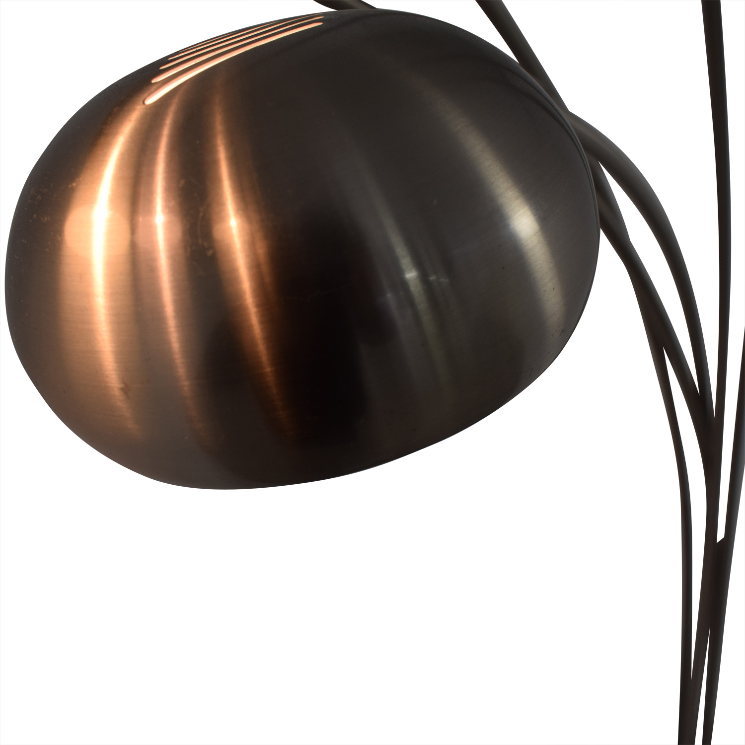 Five-Light Mushroom Arc Lamp for sale
