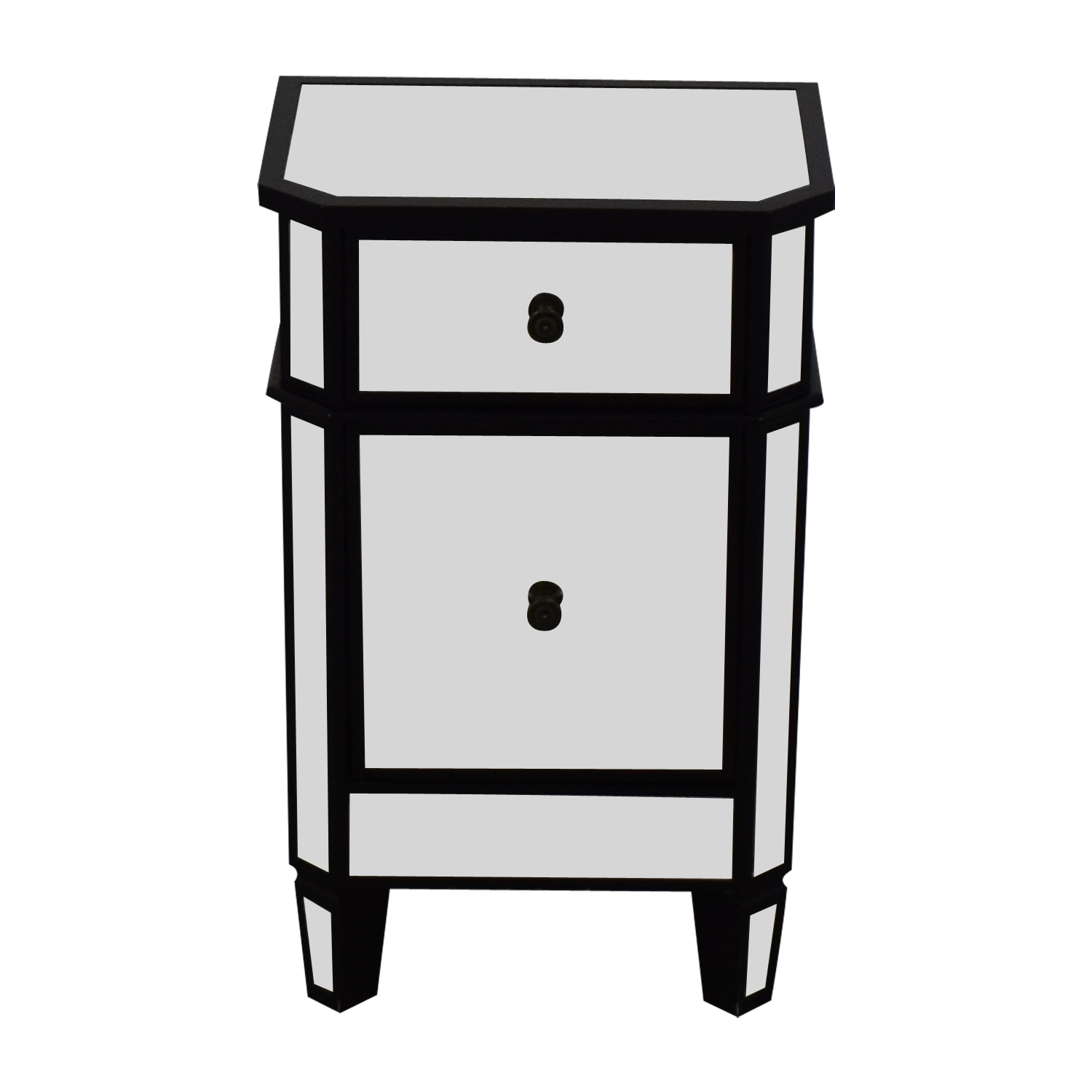 shop Mirrored Nightstand  End Tables