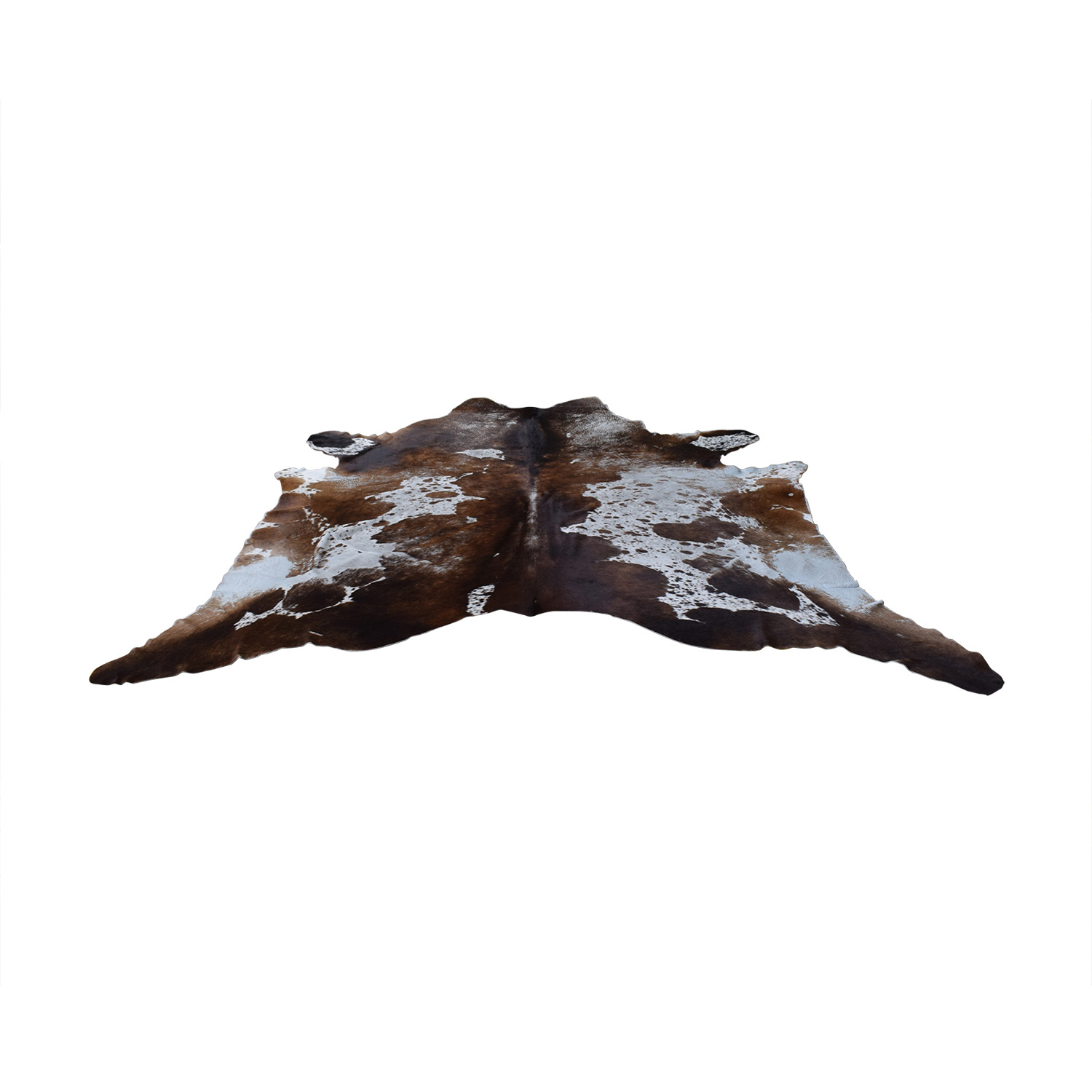 Brazilian Cowhide Designed Rug second hand