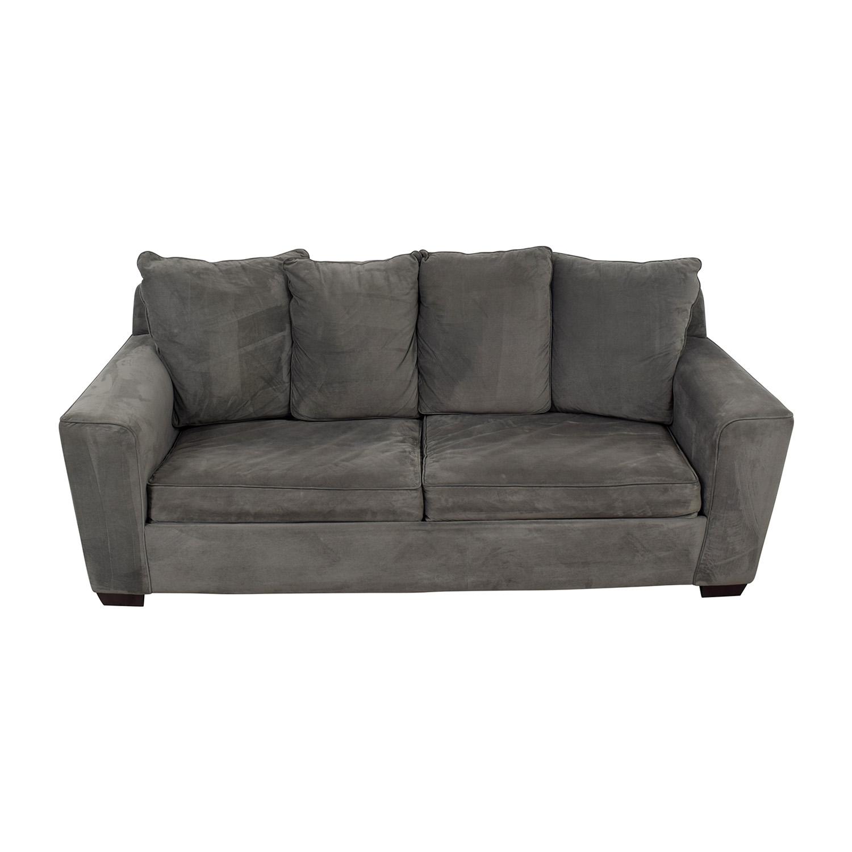 Jennifer Furniture Jennifer Furniture Grey Sofa