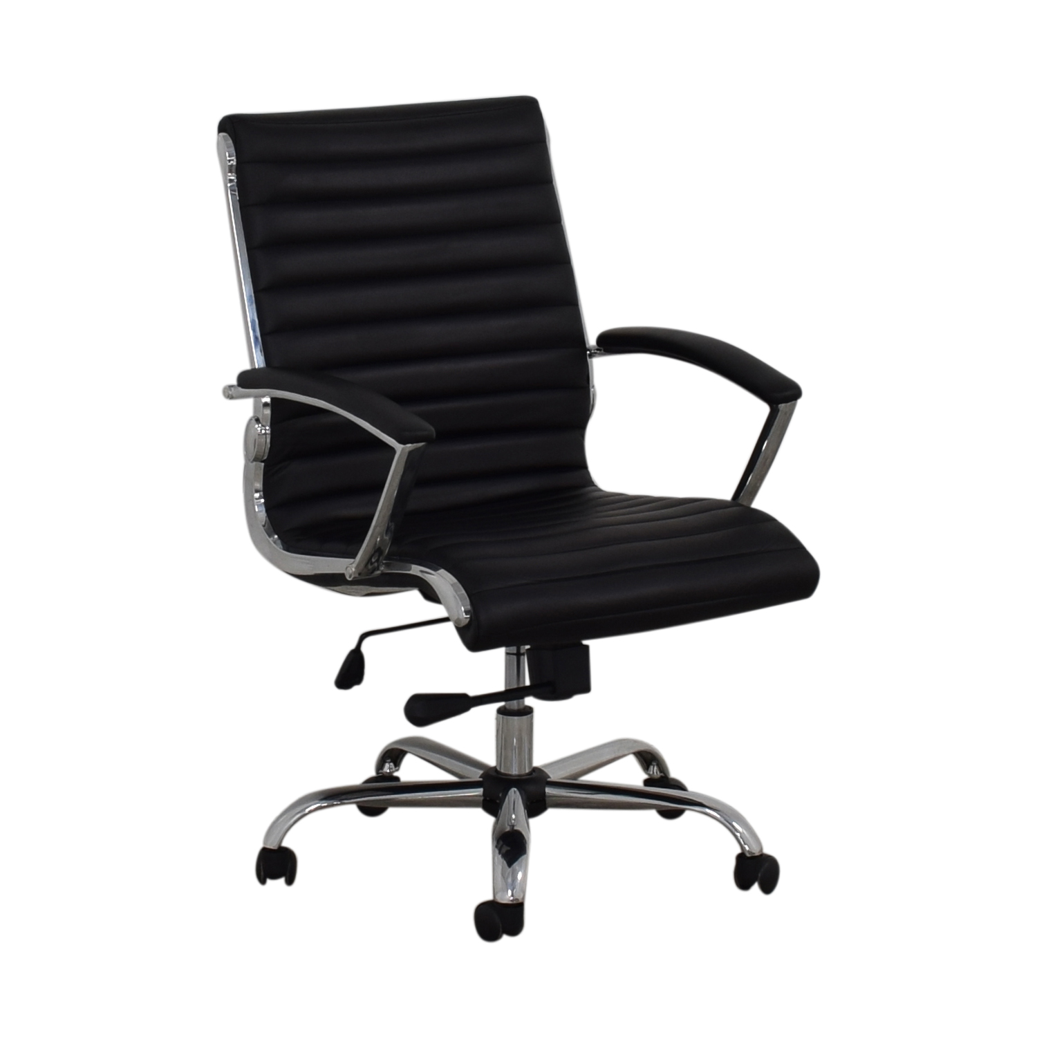 Staples Staples Adjustable Black Office Chair for sale