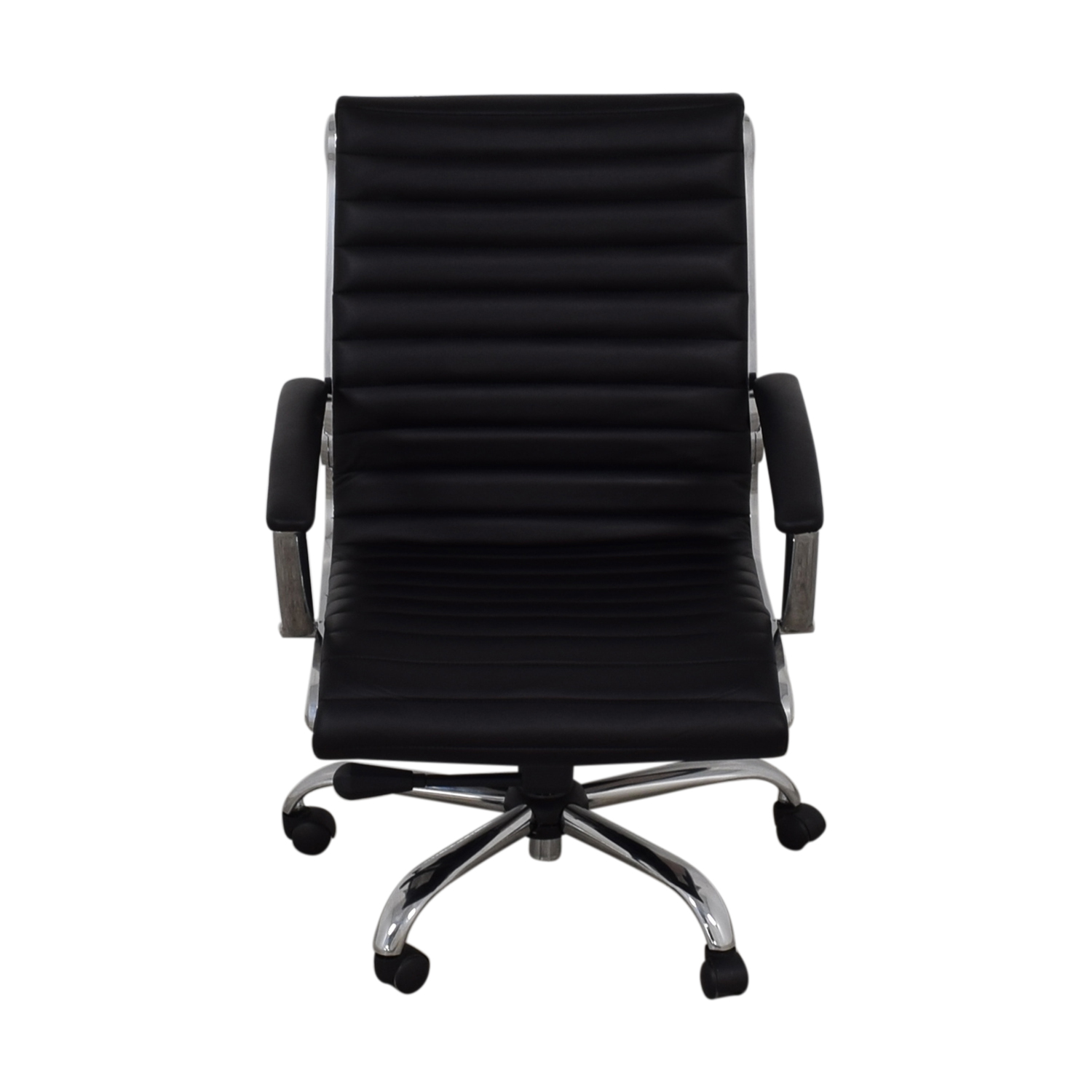 Staples Staples Adjustable Black Office Chair