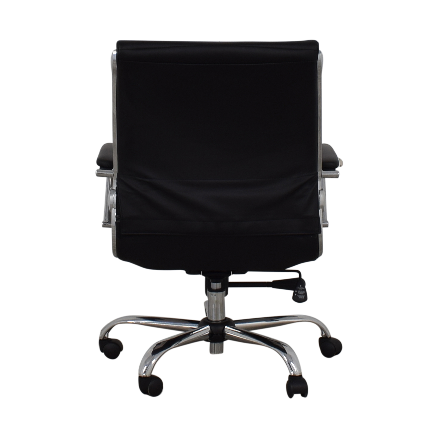 Adjule Black Office Chair