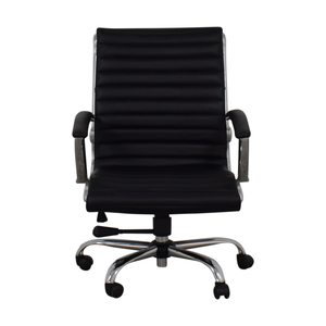 Staples Staples Adjustable Black Office Chair discount