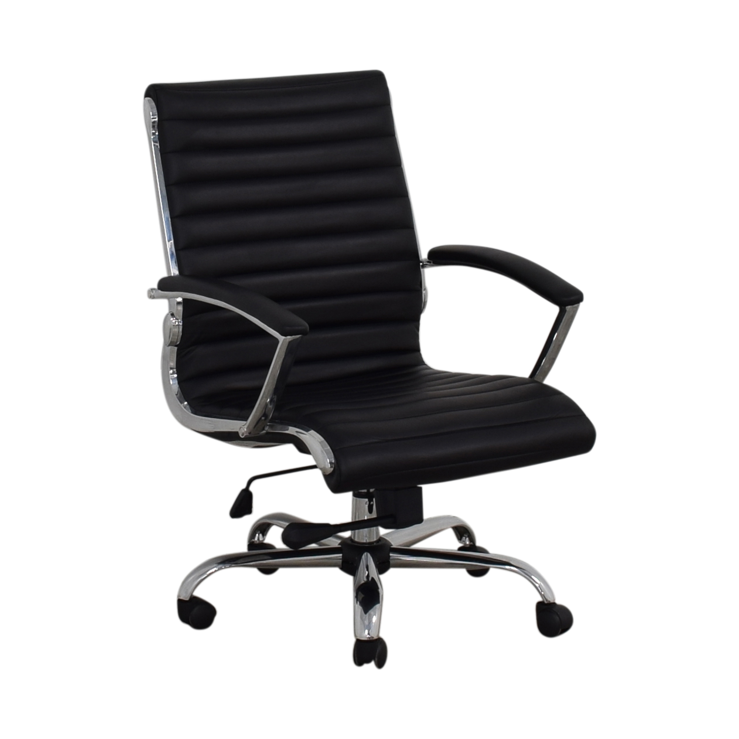 Staples Staples Adjustable Black Office Chair coupon