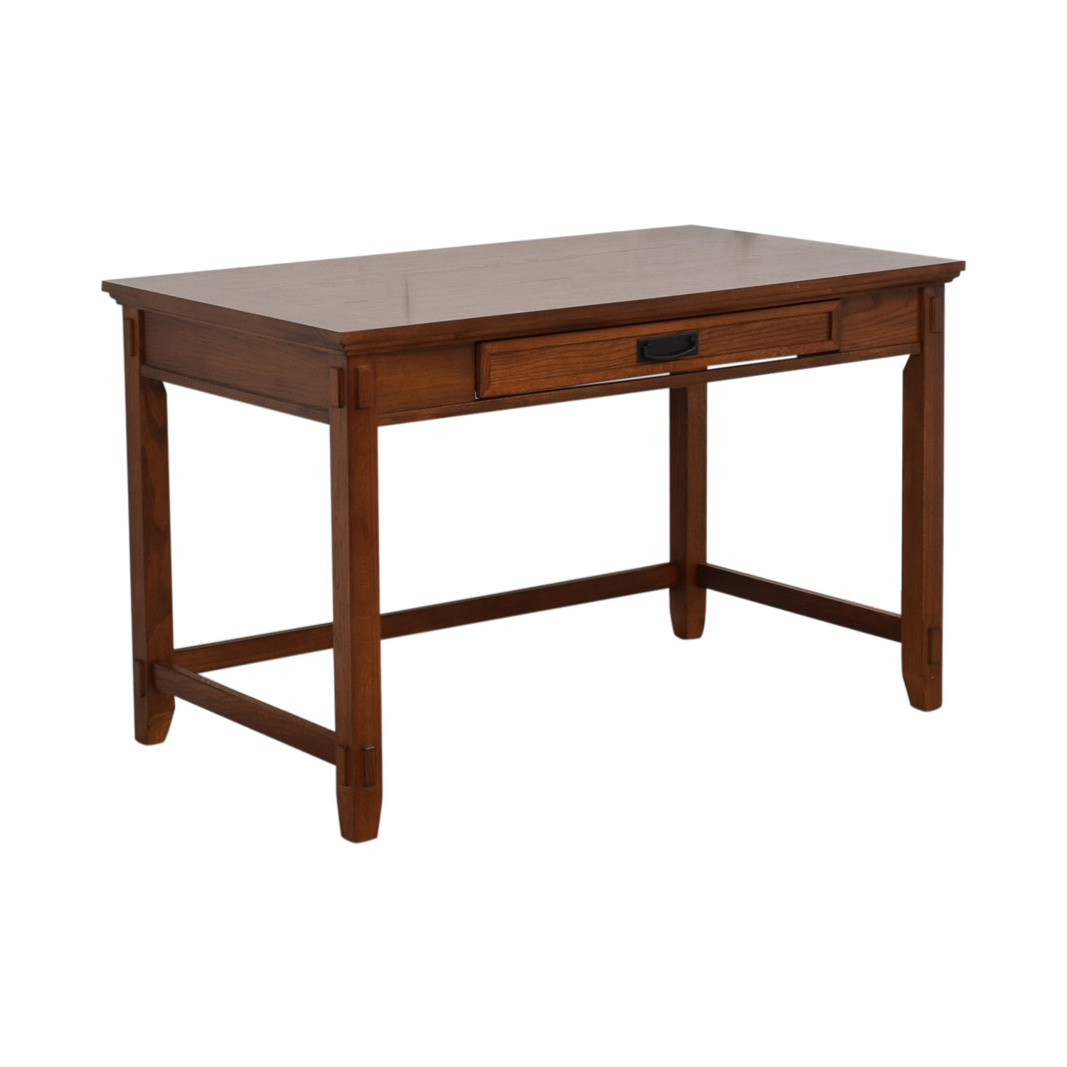 Pull Out Keyboard Tray Wood Desk sale