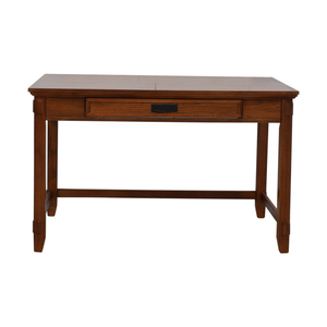 Pull Out Keyboard Tray Wood Desk coupon