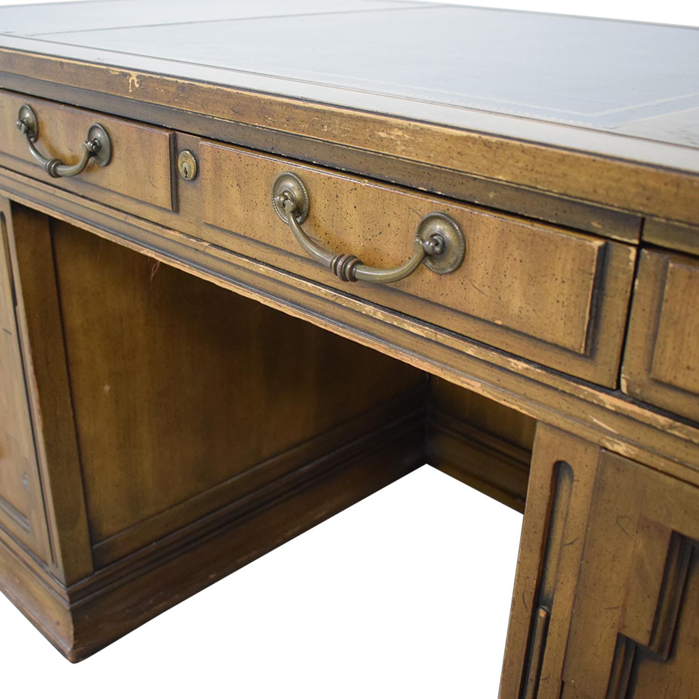 Sligh Furniture Sligh Furniture Mid Century Desk ma