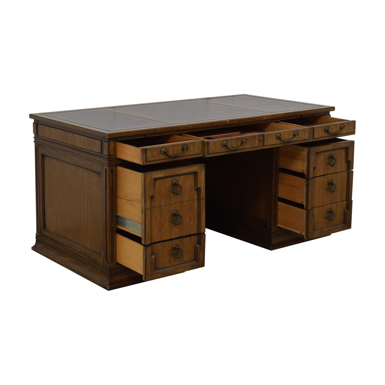 buy Sligh Furniture Mid Century Desk Sligh Furniture