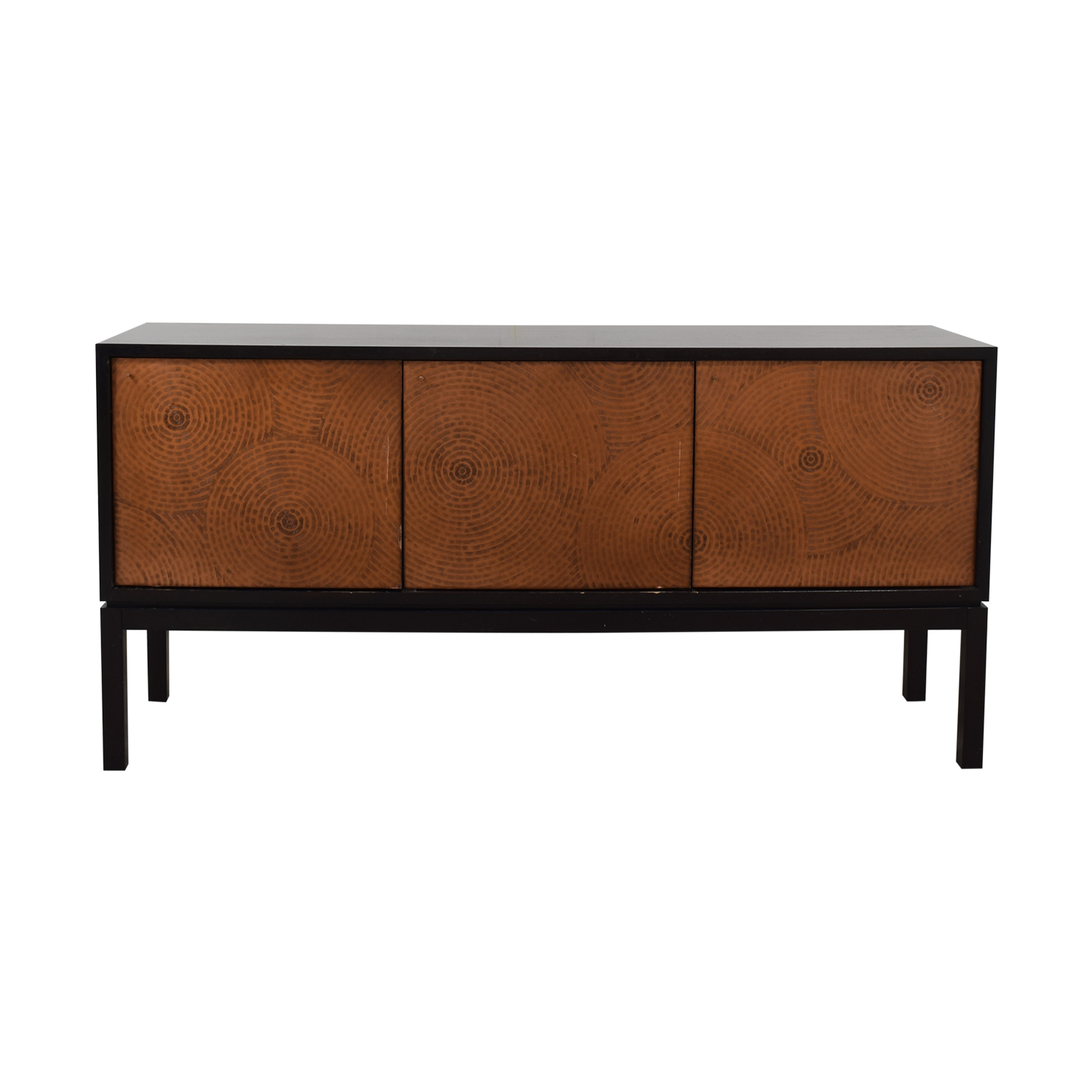 Crate & Barrel Crate & Barrel Cirque Three-Door Sideboard