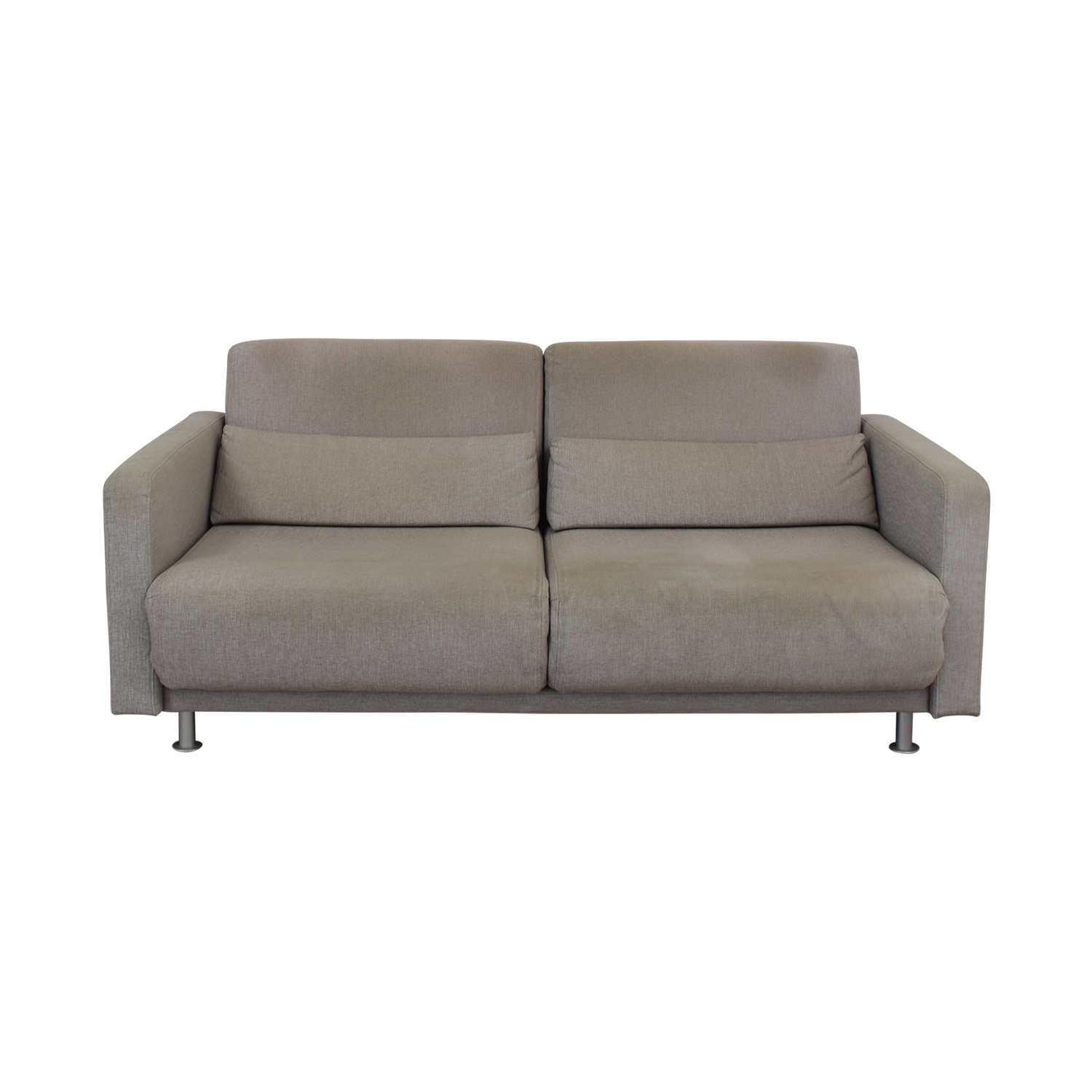 BoConcept Melo Grey Sofa Bed / Sofas