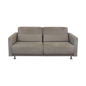 BoConcept Melo Grey Sofa Queen Bed / Sofas
