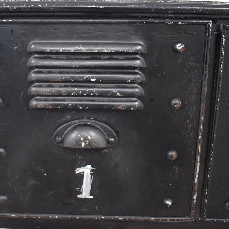 shop  Industrial Metal Retro Locker Cabinet online