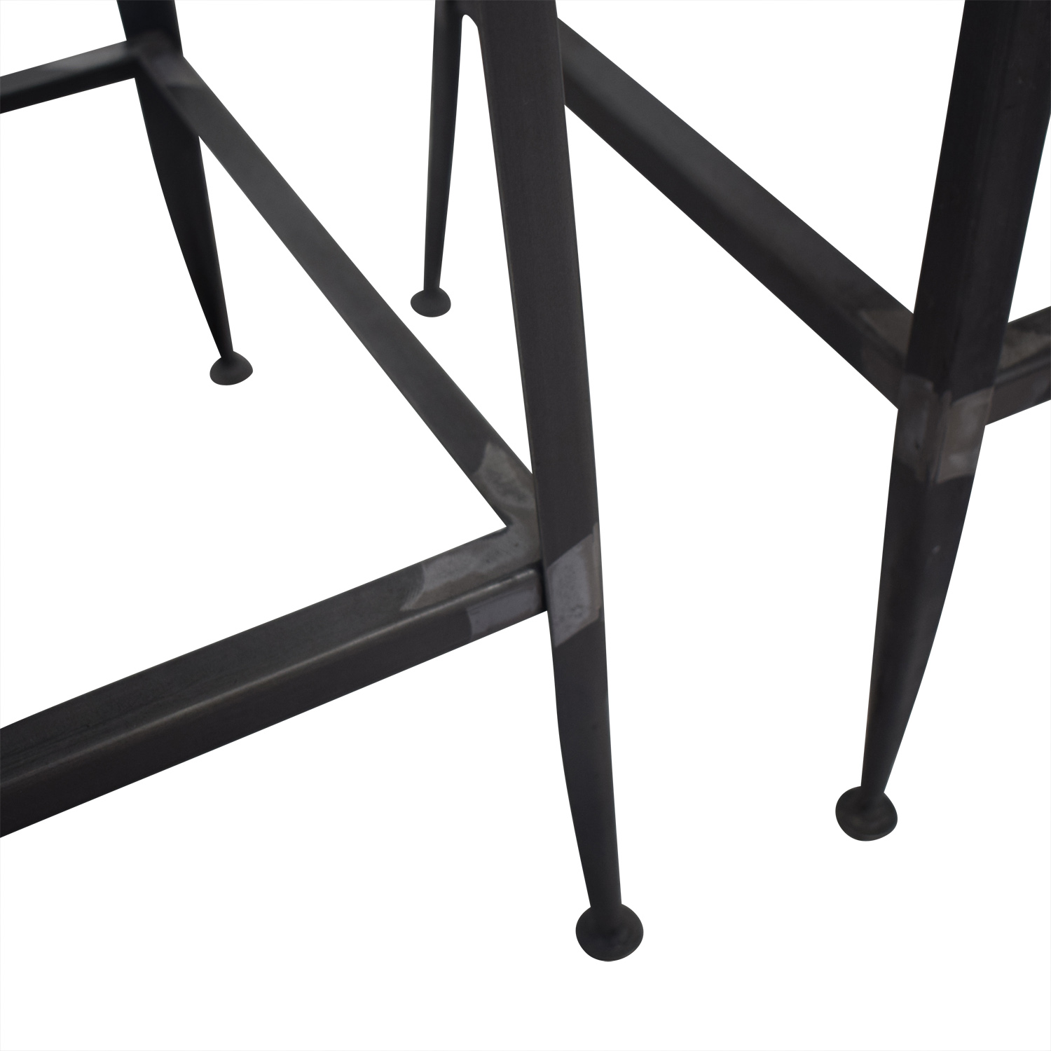 CB2 CB2 Flint Steel Counter Stools Stools