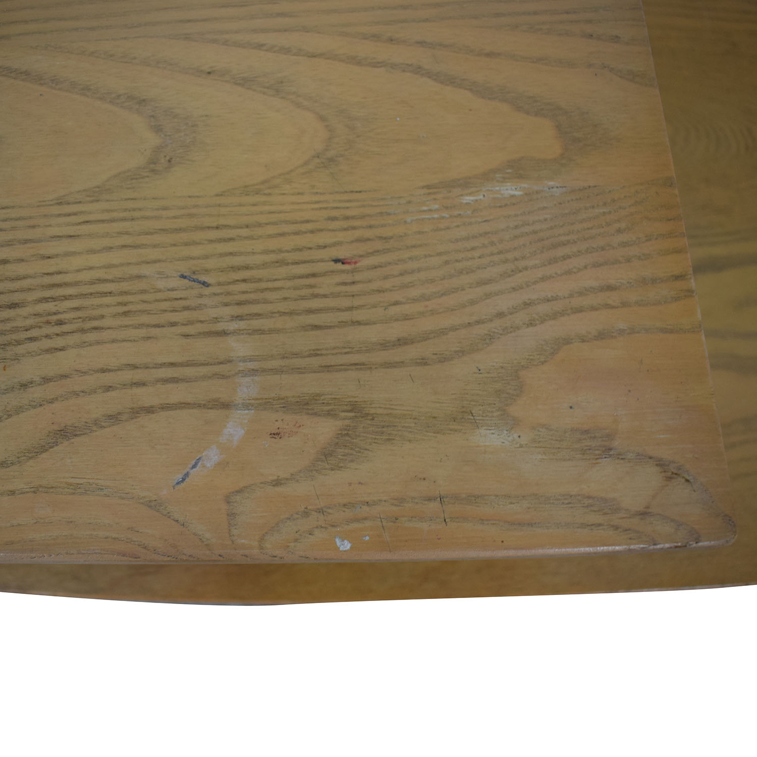 Natural Wood Two-Level Coffee table dimensions