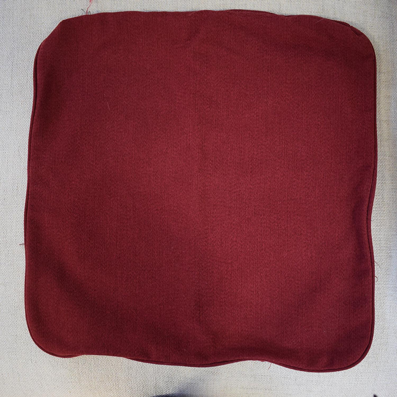La-Z-Boy Red Convertible Queen Sleeper Sofa La-Z-Boy