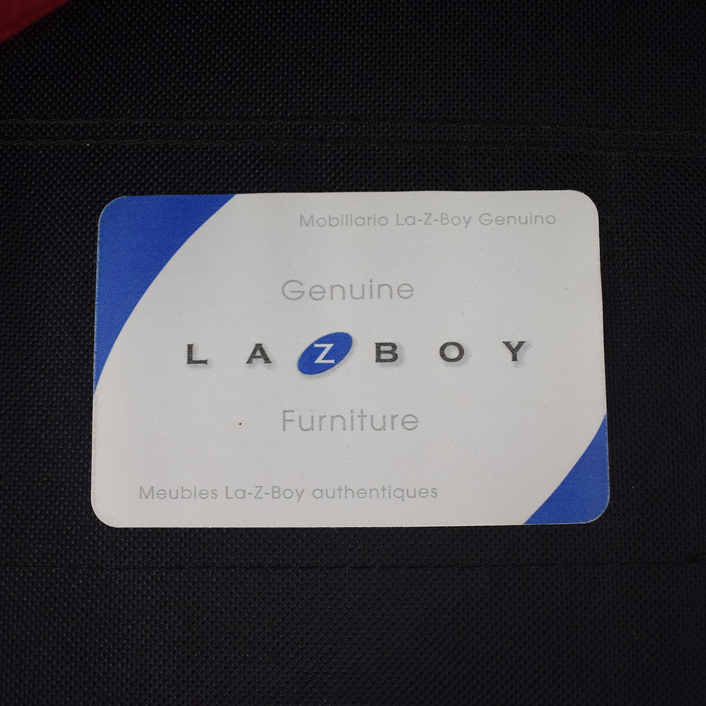 buy La-Z-Boy La-Z-Boy Red Convertible Queen Sleeper Sofa online