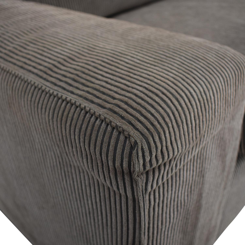 Ikea Kivik Corduroy Sofa Sofas