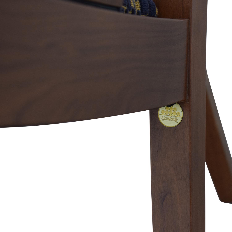 shop Gunlocke Company Upholstered Dining Chairs Gunlocke Company